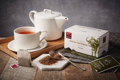 科伊桑 khoisan tea 頂級南非博士綠茶 南非國寶茶 100%有機 / 無咖啡因 媽媽茶 原裝進口 【飽飽鋪】
