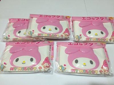日本 SANRIO 美樂蒂濕紙巾 上蓋