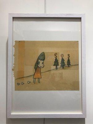 Yoshitomo Nara 奈良美智 橫濱手稿 Drawing File