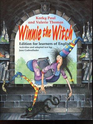 英文繪讀本Winnie the Witch:Edition for Learners of English【原價500】