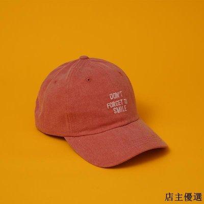 帽子女夏天休閑水洗棉棒球帽韓版時尚百搭情侶字母刺繡鴨舌帽男潮