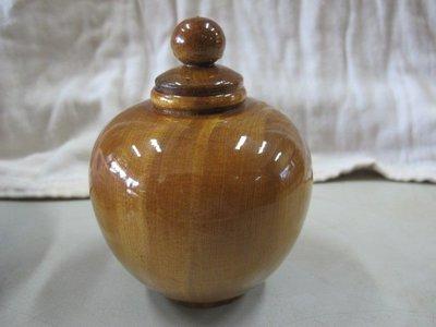 二手舖 NO.839 肖楠檜木聚寶盆 聞香瓶 花瓶造型