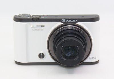 【青蘋果】CASIO  ZR3500 白 二手  翻轉螢幕 位相機 自拍神器  #NC068