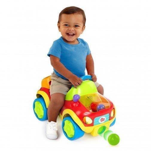 @企鵝寶貝二館@ Kids II-來玩球吧-炫亮發射小球助步車/學步車/滑行車
