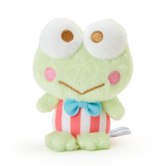 41+ 現貨不必等 Y拍最低價 日本進口 正版 大眼蛙 粉彩系列 復古 角色 絨毛玩偶 娃娃 小日尼三