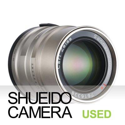 集英堂写真機【3個月保固】美品 CONTAX G ZEISS SONNAR T* 90mm F2.8 鏡頭 17891