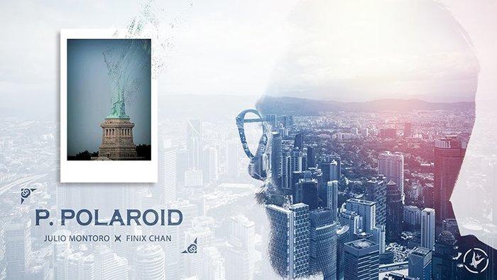 【天天魔法】【S1261】正宗原廠~照片計劃~Project Polaroid by Julio Montoro