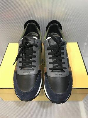 【喬瑟夫二手名店】全新 FENDI 怪獸 鉚釘 球鞋 特價!!!