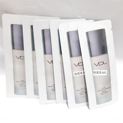 VDL Expert Perfect Fit Foundation A02 專業無瑕持妝粉底液 SPF35+ PA++