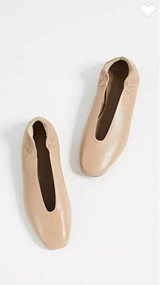 Vince Lorelle Flats  芭蕾平底鞋  Color: Nude 39碼