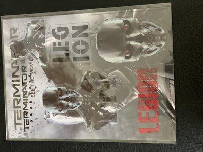 魔鬼終結者:黑暗宿命 電影周邊商品 貼紙(現貨2張) 一張40元