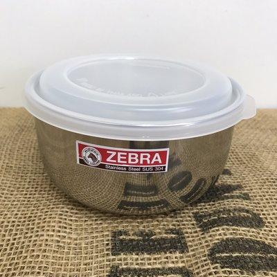 Zebra 斑馬 304 加厚高型調理碗 18cm  不鏽鋼保鮮盒 調理鍋 新北市