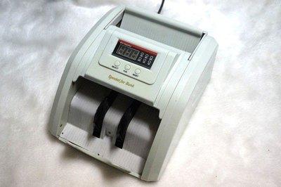 ☆手機寶藏點☆ special for bank 528 (台幣 人 民 幣) 驗鈔機 自動診斷 功能正常 zz67