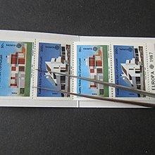 【雲品】土耳其Turkey Northern Cyprus 1987 Sc 205a BKL MNH 庫號#78255