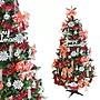 心可樂活 超級幸福10尺一般型裝飾綠色聖誕樹...