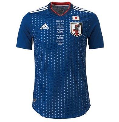 正品球衣~阿迪達斯日本隊 盒裝紀念版 全球限量600件 球員版球衣O 專屬號碼