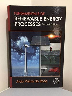 F4-5《321書市KB》Fundamentals of Renewable Energy Processes 2版