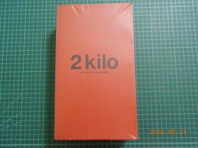 絕版罕見珍藏《 2 Kilo 》 KesselsKramer PIE BOOK 【CS 超聖文化2讚】