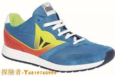 推進# 義大利 正品 Dainese PADDOCK 丹尼斯休閒運動跑步鞋