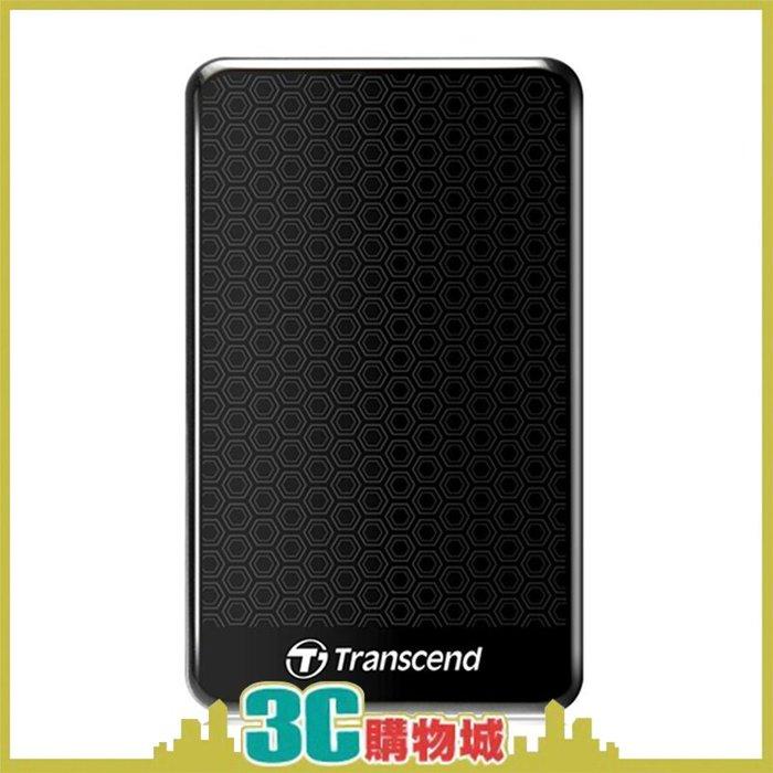 【3C購物城】創見 A3 2TB USB3.0 2.5吋 行動硬碟 (TS2TSJ25A3K) 電腦 周邊