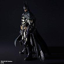 Play Arts Kai Armored Batman arkham asylum 蝙蝠俠 (全新)