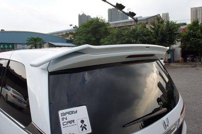 Honda 本田 Odyssey 2.4 RC 專用 類 Glanzen SilkBlaze 式樣 尾翼