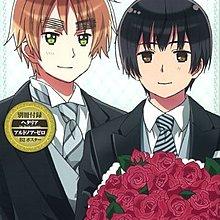 Animedia Best Selection 2010~2015年精選插畫 附:義呆利/ALDNOAH.ZERO海報