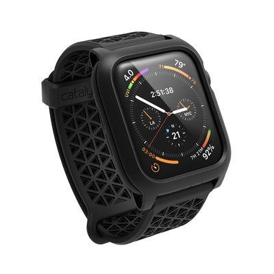 代理商 公司貨CATALYST FOR APPLE WATCH S4 / S5 44mm耐衝擊防摔保護殼(含錶帶)