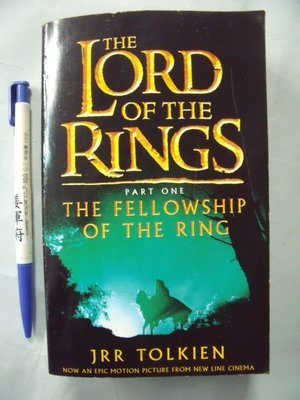 姜軍府】The Lord of the Rings: The Fellowship of the Ring》魔戒英文小說