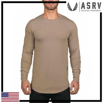 瘋狂金剛▸ 坯布 ASRV Supima® Long Sleeve 皮馬棉長袖T恤 運動 健身