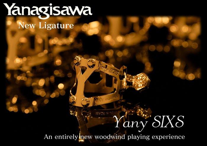 §唐川音樂§【Yanagisawa柳澤Yany SIXS束圈 Alto & Bb Clarinet 適用】日本製含束圈蓋