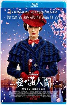 【藍光影片】愛·滿人間 / 歡樂滿人間2 / MARY POPPINS RETURNS (2018)