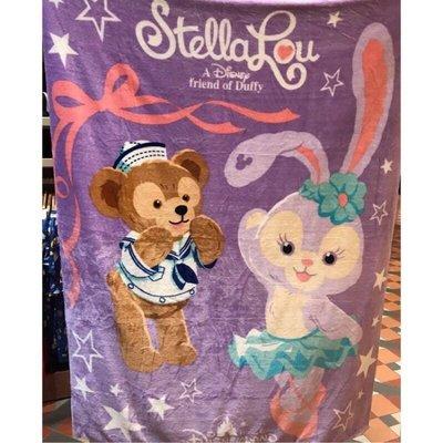 現貨 達菲 雪莉玫 Duffy 聖誕節 毛毯 被子  沙灘必備 史黛拉兔