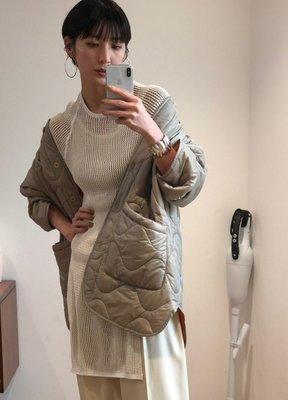 【預購】日本連線TODAYFUL冬19新入荷Quilting Down Jacket定番羽絨80%羽毛20%絎縫棉絨外套