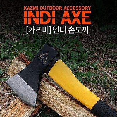 【山野賣客】KAZMI 印地安手斧 斧頭 K3T3T351