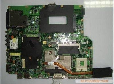 阿牛電腦=新竹筆電維修=ASUS A7C A7D 主機板 良品 另有面板更換筆電故障不開機泡水當機維修