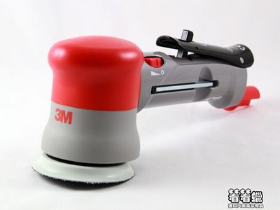 (看看蠟)3M Pneumatic Polisher 15mm Orbit 28363-3 inch(3M3吋氣動機)