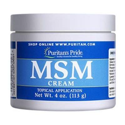 Puritan's Pride美國進口MSM Cream Topical Application  按摩膏113g