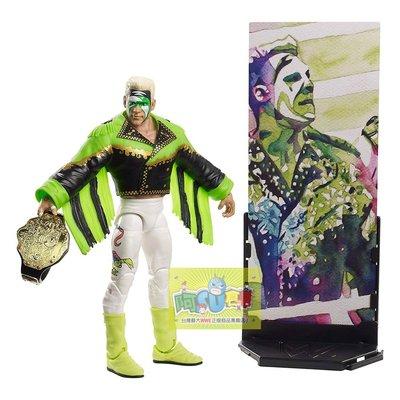 ☆阿Su倉庫☆WWE摔角 Sting Elite 62 Figure 傳奇巨星精華版人偶附世界重量級冠軍腰帶 熱賣特價中