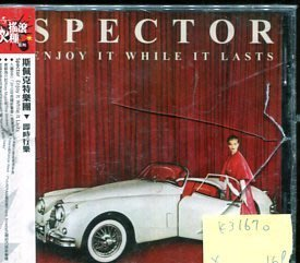 *真音樂* SPECTOR / ENJOY IT WHILE IT LASTS 全新 K31670 (殼、側標破)