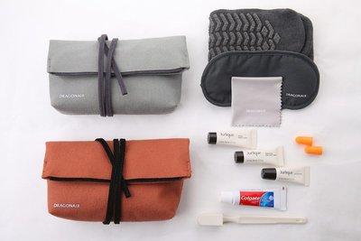 不含內容物 國泰航空 頭等艙 商務艙  盥洗包 旅行收納包 整理包  3C收納包(CBH31)