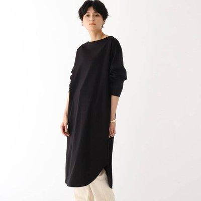 OPAQUE.CLIP 日本🇯🇵訂購下擺圓弧造型長版上衣