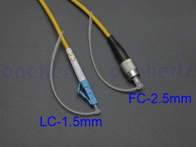 萬赫 光纖塑膠鏈條防塵帽 1.5mm 2.5mm 適用於SC/FC/ST/LC 四種常規接頭 光纖防塵蓋 光纖器材