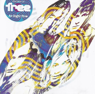原版進口二手CD ~  The Best of Free ﹝All Right Now﹞