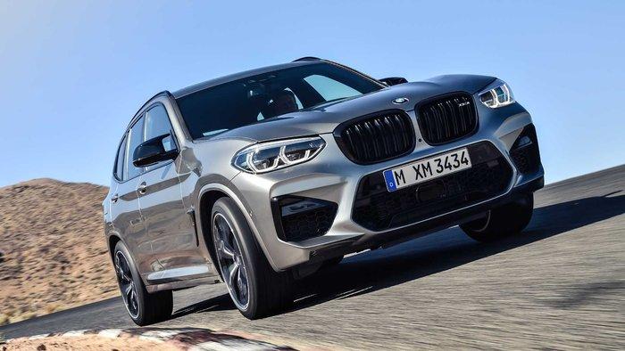 【樂駒】BMW G01 X3 原廠 F97 X3M 後視鏡外型 套裝組 外觀 改裝 牛角