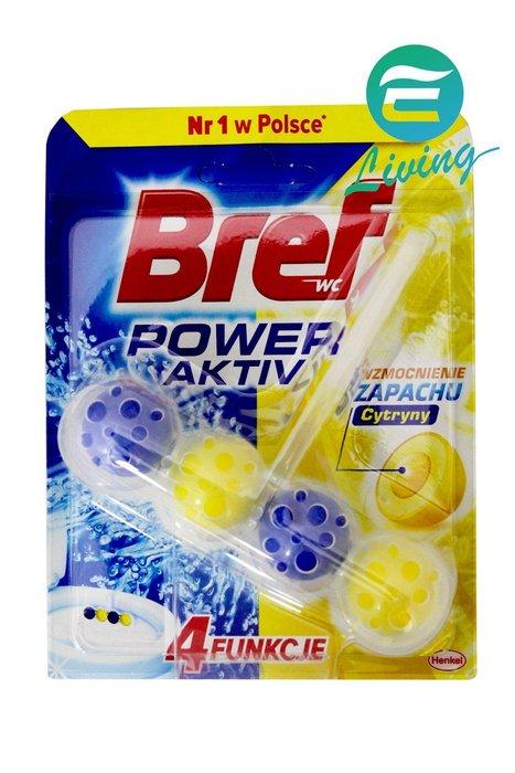 【易油網】Bref 德國 馬桶強力清潔芳香球 一入 (海洋香) Persil Henkel#25227