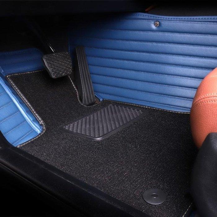 沃爾沃腳墊 S60L專用新XC60 XC90 s40 V40 S90 S80L V60全包圍汽車腳墊Y-優思思