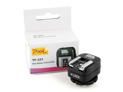 【eYe攝影】PIXEL TF-321 TF321 for Canon 閃光燈熱靴轉接座 公司貨 6D 70D 5D3