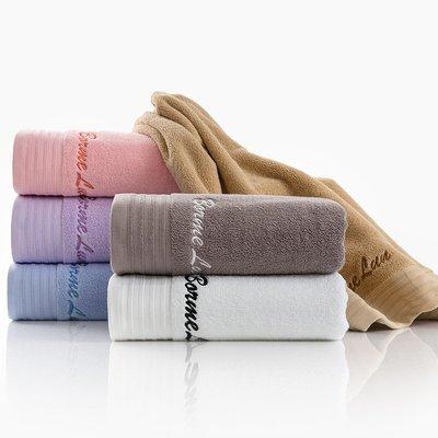 浴巾純棉成人男女性感情侶超強吸水柔軟全棉酒店白大浴巾加大加厚