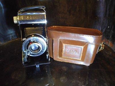 Welta Compur 古董蛇腹底片相機